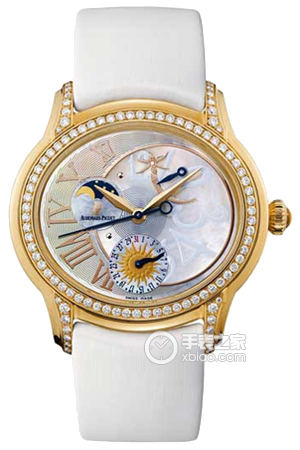 Copy Audemars Piguet Millenary watch Millennium Series 77315OR.ZZ.D013SU.01 [f903]