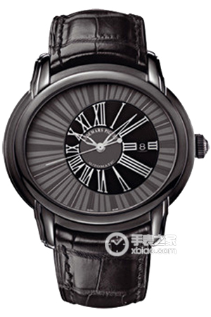 Copy Audemars Piguet Millenary watch Millennium Series 15161SN.OO.D002CR.01 [c3b9]