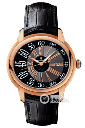 Copy Audemars Piguet Millenary watch Millennium Series 15320OR.OO.D002CR.01 [0e6b]