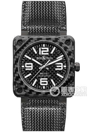 Copy Bell & Ross BR 01-92 BR 01-92 CARBON FIBER watch series [0b63]