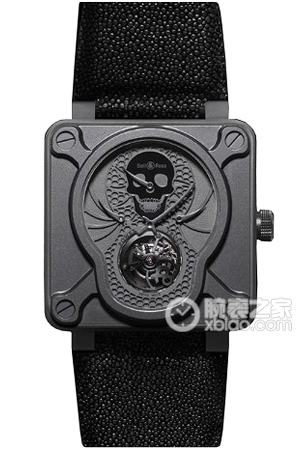 Copy Bell & Ross BR 01 TOURBILLON Series BR 01 TOURBILLON AIRBORNE watches [fc3d]