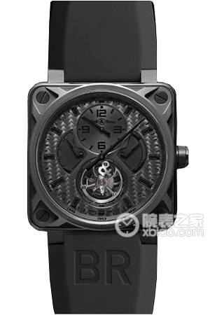Copy Bell & Ross BR 01 TOURBILLON Series BR 01 TOURBILLON PHANTOM watches [c7d7]
