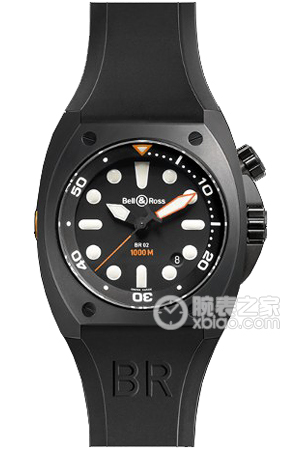Copy Bell & Ross BR 02-92 BR 02-92 PRO Dial Watch serien [5a12]