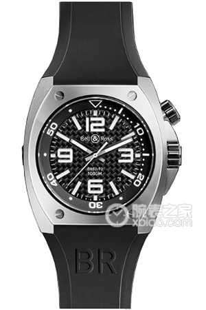 Copy Bell & Ross BR 02-92 BR 02-92 stål fiber watch serie [547e]