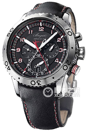 Copy Breguet Type XXI watch series 3880ST/H2/3XV [e385]