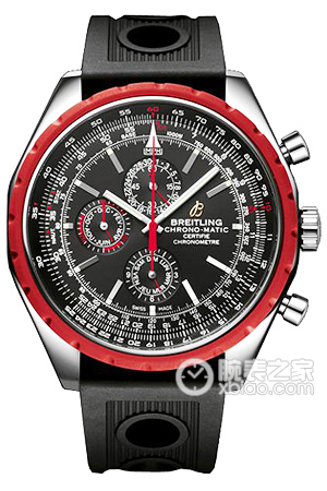 Copy 1461 mechanische chronograaf Breitling horloges ( CHRONO - MATIC 1461 ) serie A1936003/BA94 ( Ocean Racer rubberen band Ocean Racing ) horloges [8aeb]