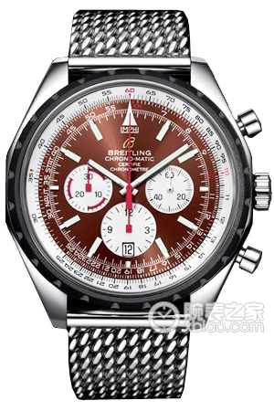 Copy 49 Automatic Chronograph Breitling watch (CHRONO-MATIC 49) Series A14360 (Ocean Classic ocean classic steel bracelet ) watches [615a]