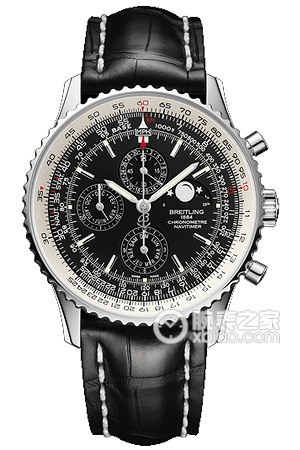 Copy 1461 Breitling chronograph watch Aviation (Navitimer 1461) series A1937012/BA57/760P ( crocodile leather strap ) watches [1c38]