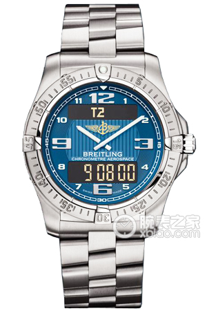 Copy Aerospace Breitling Chrono (AEROSPACE) Series E7936210-C787 ( professional titanium bracelet ) watches [31a4]