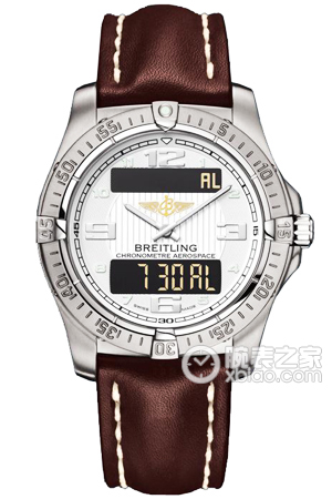 Copy Aerospace Breitling Chrono (AEROSPACE) Series E7936210-G682 (Barenia leather strap ) watches [2293]