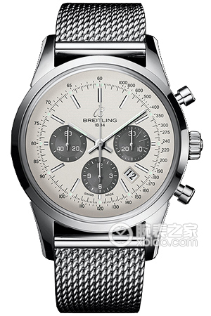 Copy Breitling Transocean Chronograph (TRANSOCEAN CHRONOGRAPH) Series AB015212/G724 (Ocean Classic ocean classic steel bracelet ) watches [cafd]