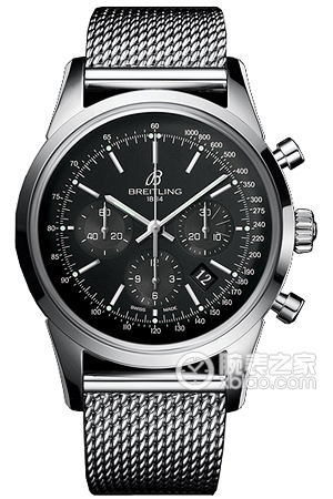Copy Breitling Transocean Chronograph (TRANSOCEAN CHRONOGRAPH) Series AB015212/BA99 (Ocean Classic ocean classic steel bracelet ) watches [c3c6]