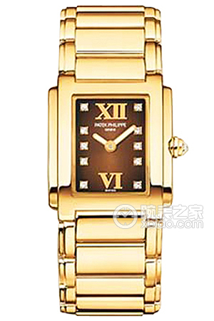 Copy Patek Philippe 4907 /1 series 4907/1J-011 gold watches [8a58]
