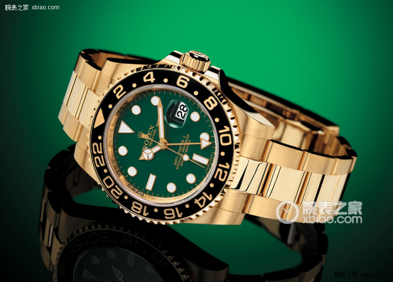 /xwatches_/Rolex-watches/GMT-Master-II/Replica-Doses-labor-Greenwich-green-disc-type-II-2.jpg