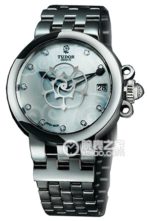 Copia Tudor Clair de Rose Series 35.701 orologi [d0b4]