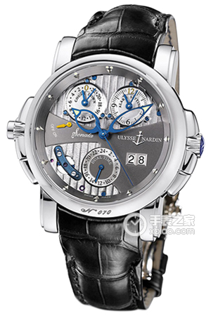 Catedral Copia Ulysse Nardin Sonata - bells Serie 670-88/212 Relojes relojes [a184]
