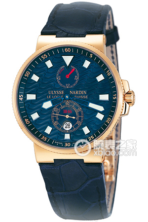 Copy Blue Wave Observatory of Ulysse-nardin limited edition watch series 266-68LE watches [1134]